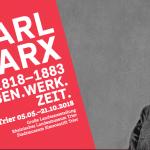 05. Mai – 21. Oktober 2018 | Karl Marx Ausstellung in Trier