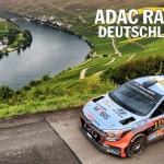 16. – 19. August 2018 |ADAC Rallye Deutschland